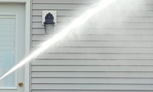 Why you should power wash a house - Curb Appeal